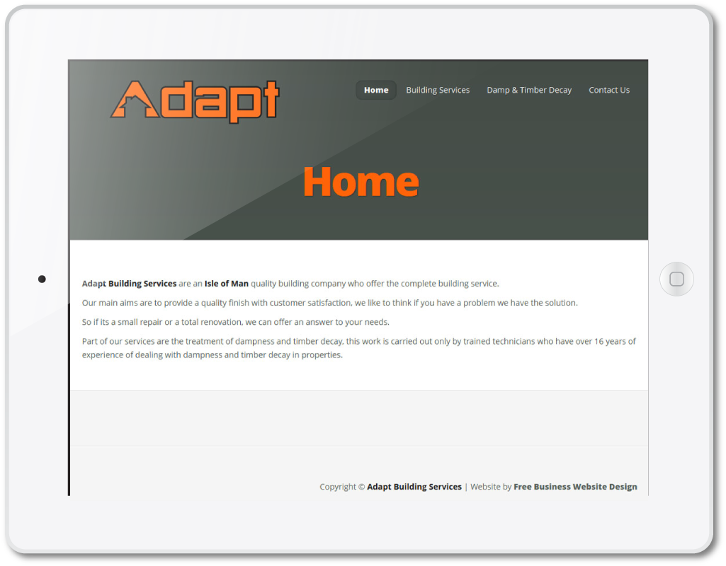Adapt Building Services